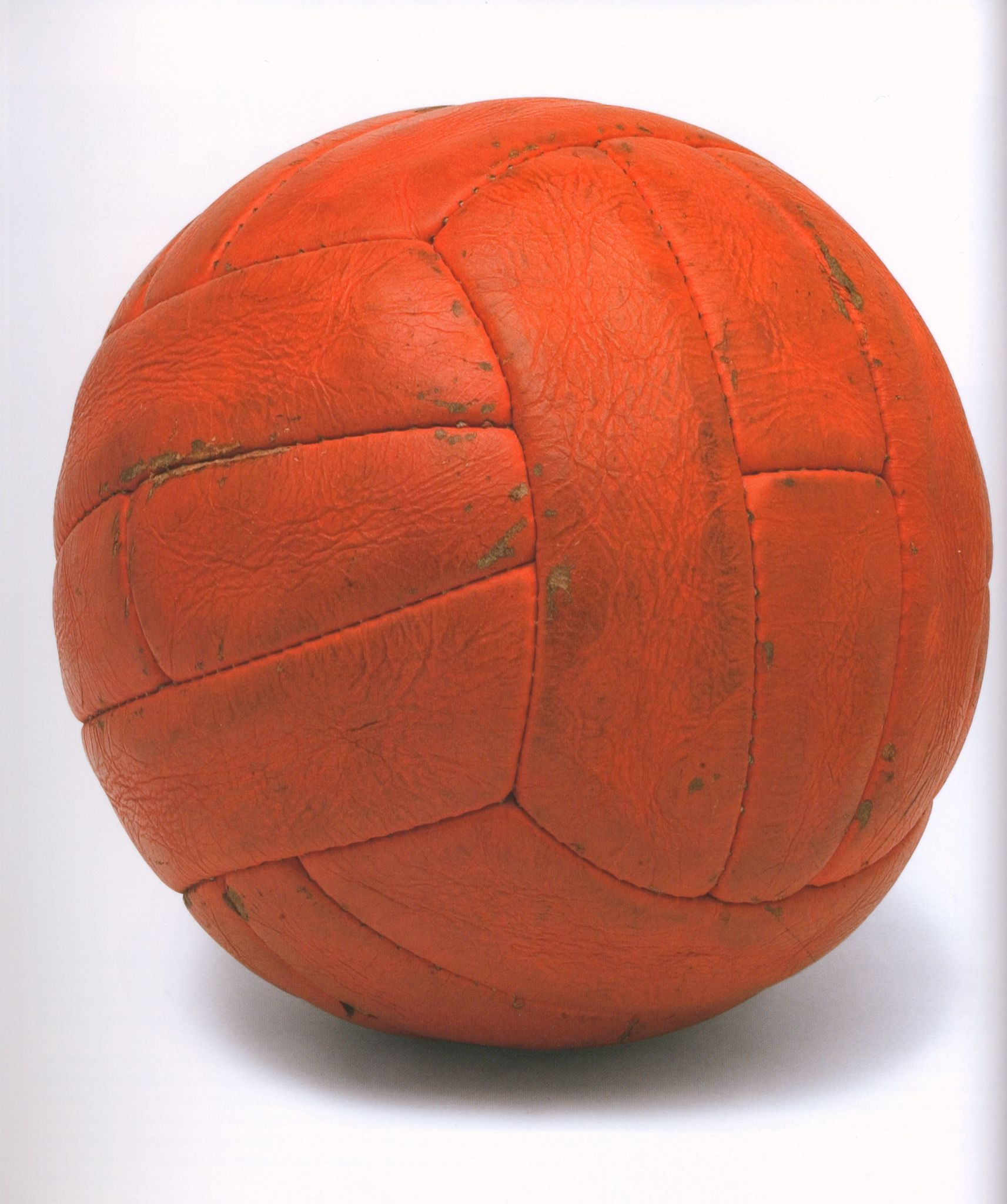 a22356427539 Pre-Adidas World Cup match ball (game used) FIFA World Cup 1966 ...