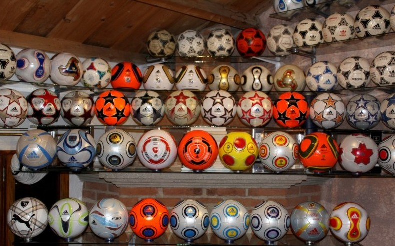 Carlos Ponce (Antigua Guatemala) soccer ball football collection part-1