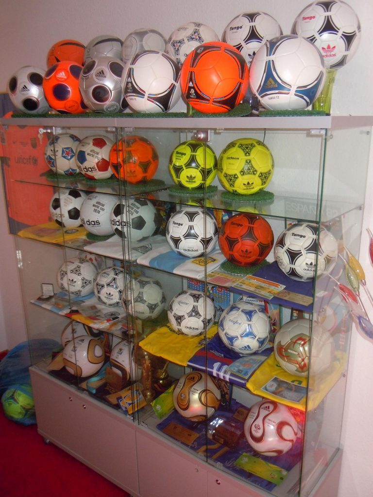 Franz Loy (Germany) soccer ball football collection part-2