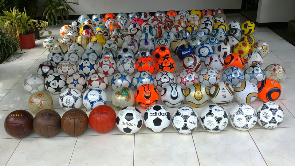 Jeffrey Barrantes Campos (Costa Rica) soccer ball football collection