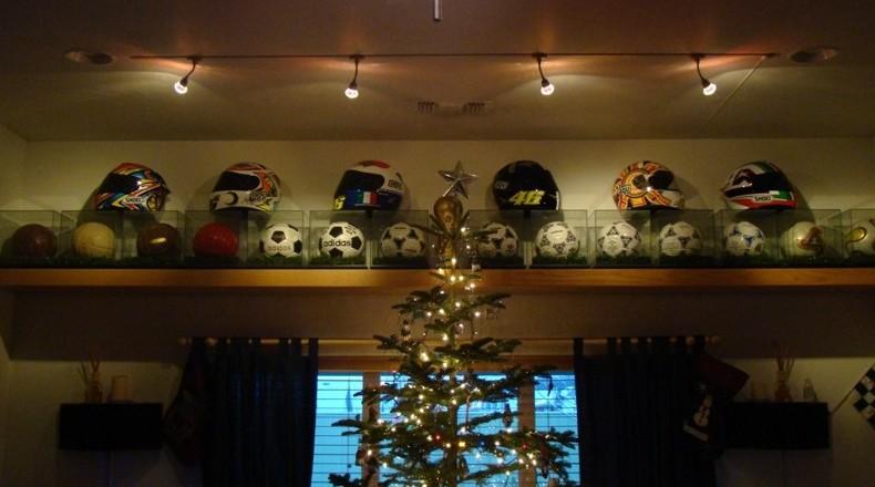 Mason Hansen (USA) soccer ball football collection