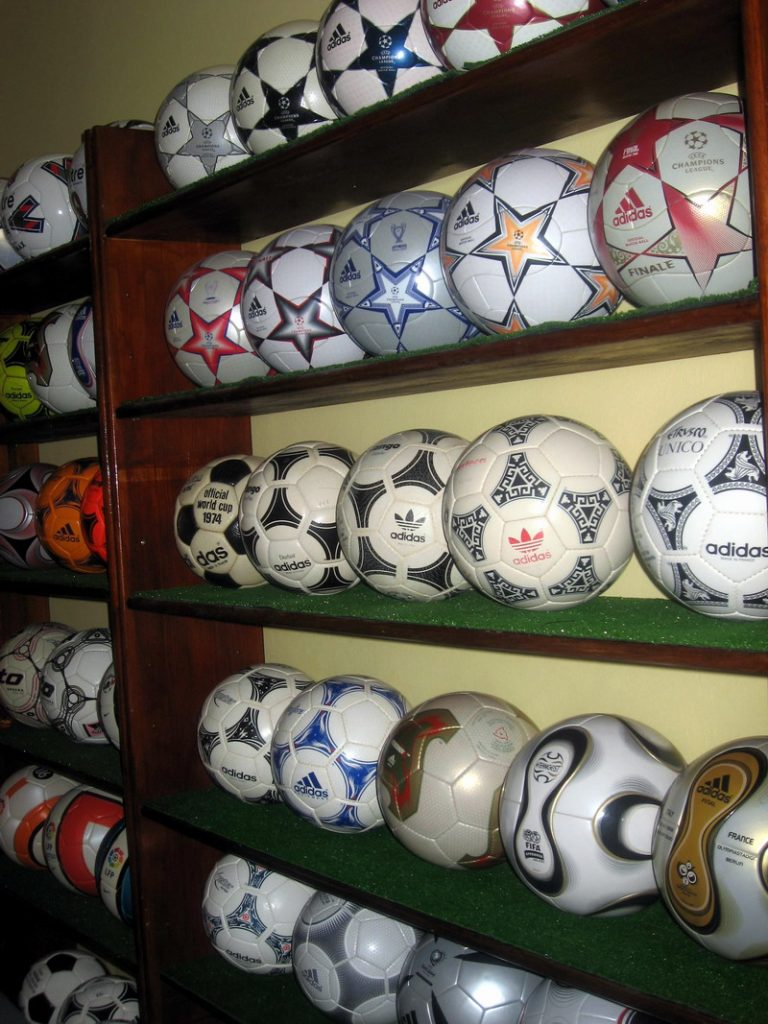 Mirko Citarella (Italy) soccer ball football collection