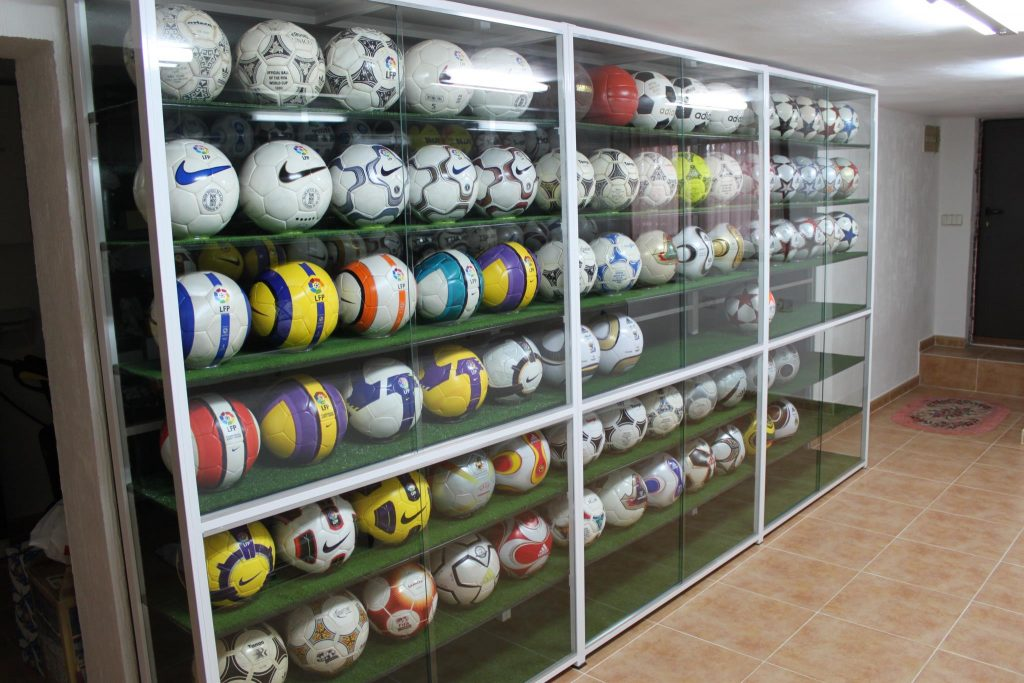 Patricio Pulido Nogal (Spain) soccer ball football collection part-2