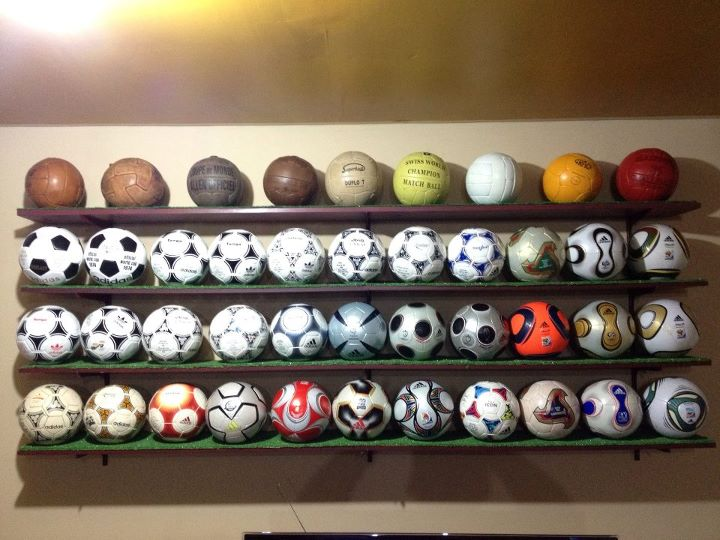 Rafael Rojano (USA) soccer ball football collection part-1
