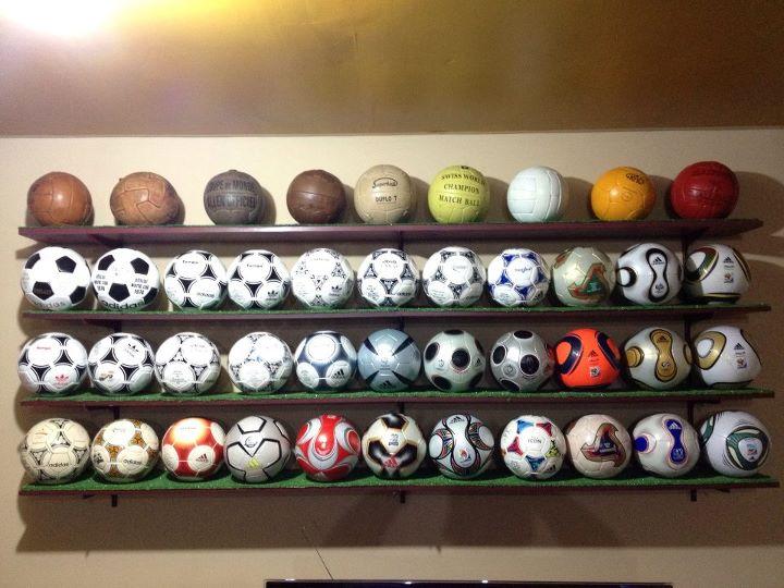 Rafael Rojano (USA) soccer ball football collection part-1