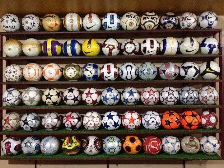 Rafael Rojano (USA) soccer ball football collection part-2