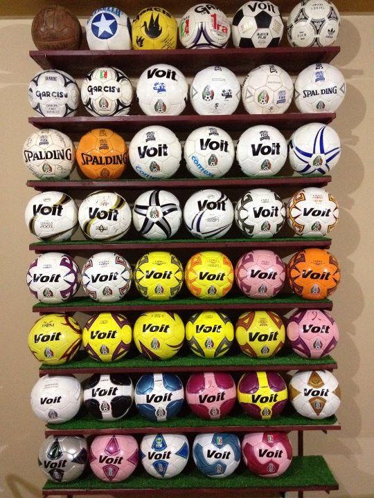 Rafael Rojano (USA) soccer ball football collection part-3