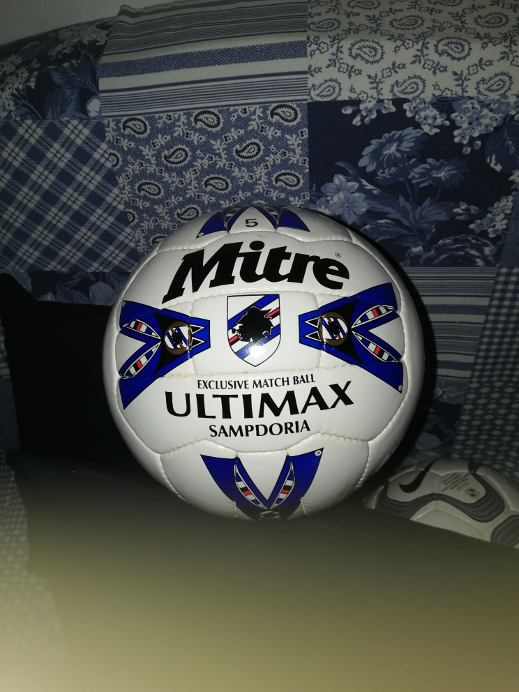 Mitre Ultimax SampDoria