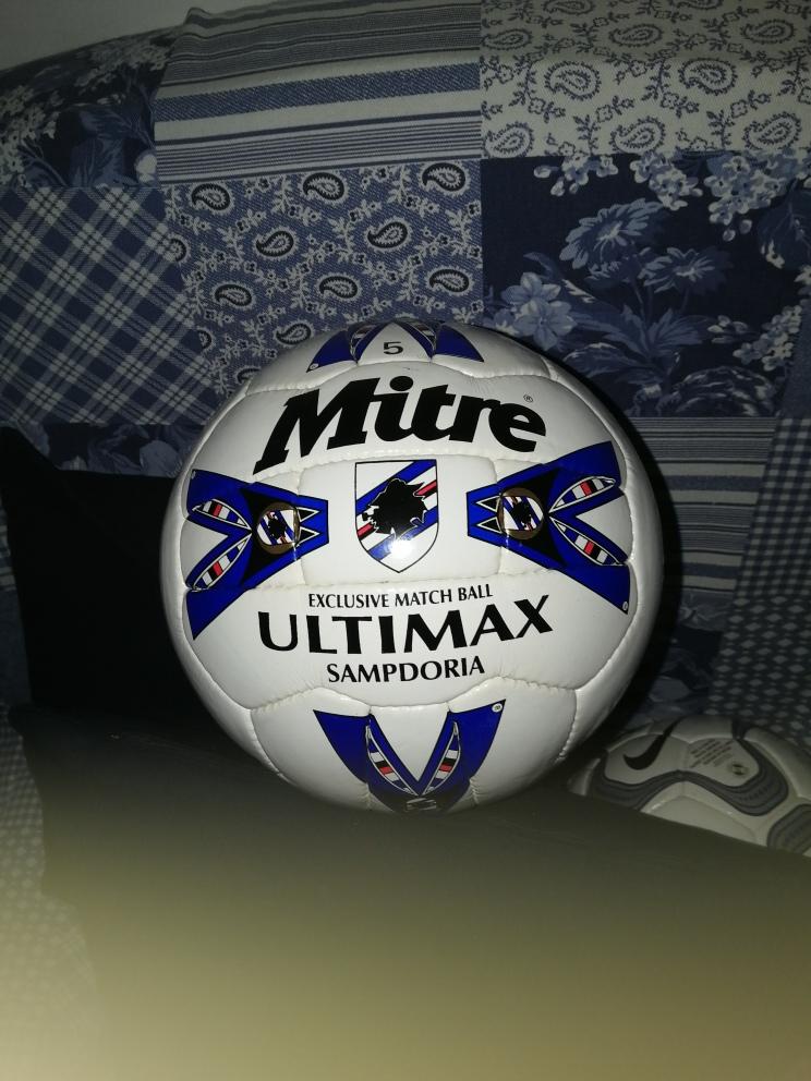 Mitre Ultimax SampDoria